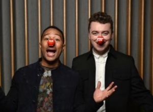 Sam Smith duets with 'unbelievable' John Legend