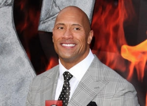Firefighters Called To Dwayne Johnson's Movie Set