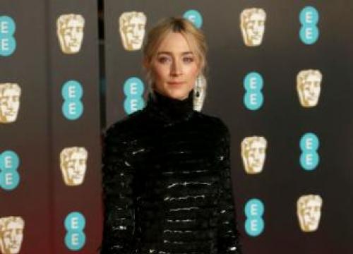 Saoirse Ronan's Dog Was Nearly Her Oscars Date