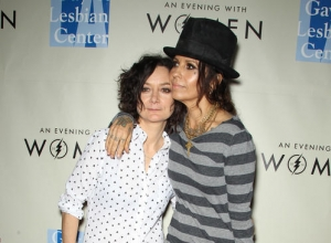 Sara Gilbert Gives Birth To Baby Boy, Welcomes First Child With Wife Linda Perry