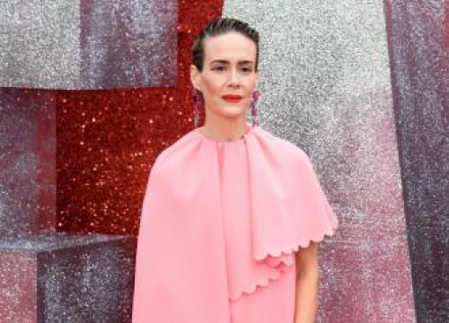 Sarah Paulson: Making Ocean's 8 Was Like Attending A Great Dinner Party