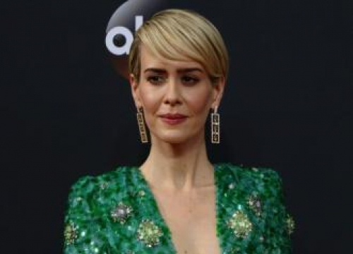 Sarah Paulson Won't Watch Bird Box