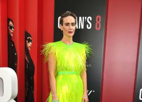 Sarah Paulson: Shooting Glass Was Surreal