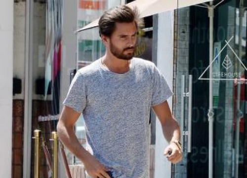 Scott Disick Gets Cosy With Ex