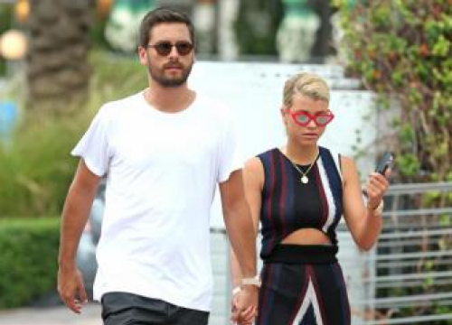 Scott Disick And Sofia Richie 'Going Strong'