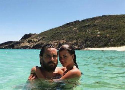 Sofia Richie Wishes Beau Scott Disick A Happy Birthday