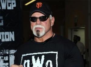 Scott Steiner denies threatening Hulk Hogan