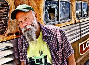 Seasick Steve Has Released A New Album Of Blues