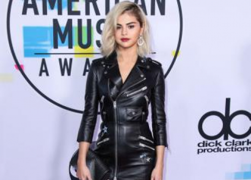 Selena Gomez's Bleach Blonde Hair Took 'Nine Hours' To Perfect