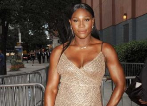 Serena Williams' Pregnancy Announcement Was An 'Accident'