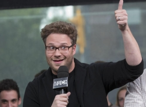 "Seth Rogen Rejects Story of ""Sony Office Smelling of Weed"""