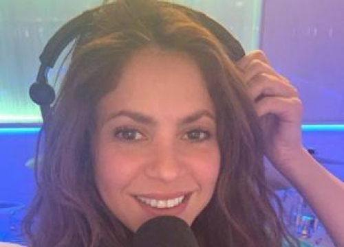 Shakira Hits The Studio And Confirms New Music Is Coming