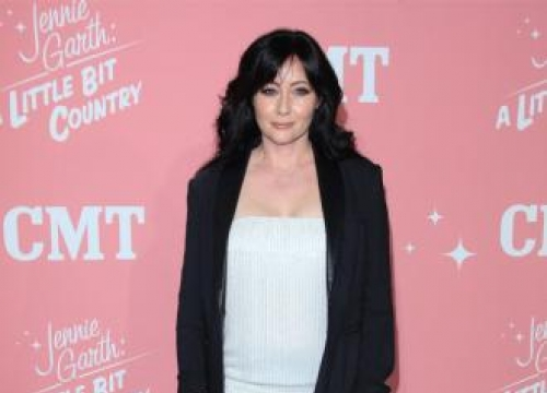 Shannen Doherty Opens Up About Cancer Battle