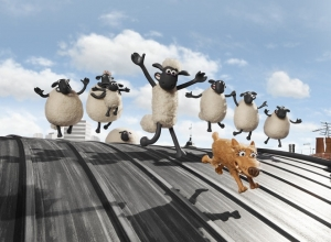 Shaun the Sheep Movie Movie Review