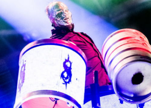 Shawn 'Clown' Crahan Explains Look Outside Your Window Release Delay