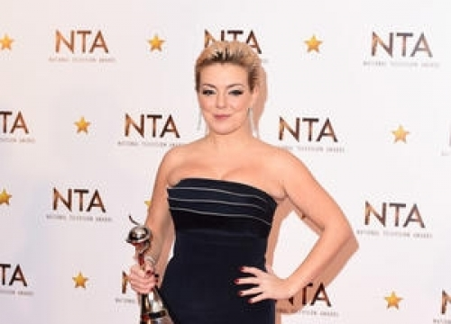 Sheridan Smith Pulls Out Of Royal Variety Performance After Father Dies