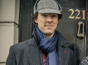Benedict Cumberbatch Receives CBE for Services to Drama