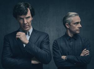 Benedict Cumberbatch Isn't Against A Female Sherlock Holmes