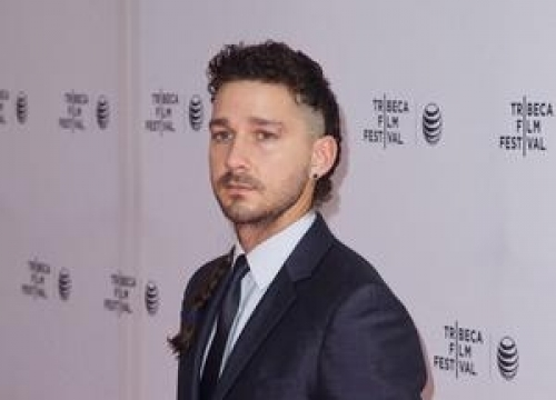 Shia Labeouf Heavily Bandaged Following Stunt Accident
