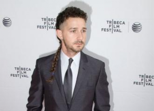 Shia LaBeouf goes back to school