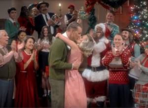 Sia - Santa's Coming For Us Video