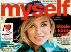 Sienna Miller finds peace in motherhood