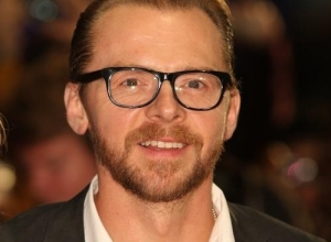 "Simon Pegg: ""Me and Edgar Find It Hard to Write for Women"""