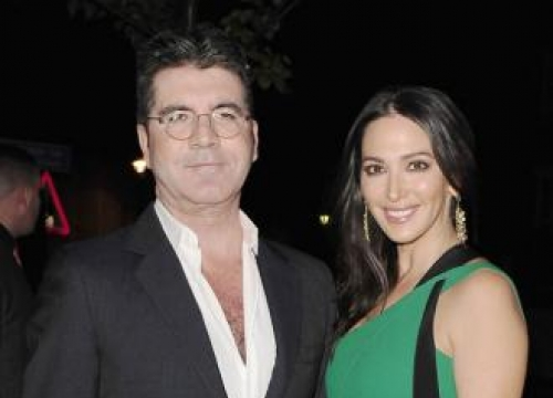 Simon Cowell can see himself in son