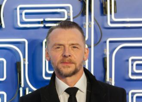 Simon Pegg Set To Star In Becky