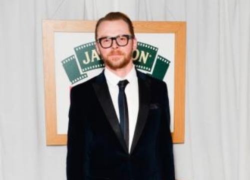 Simon Pegg: Tom Cruise doesn't preach Scientology