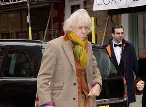 Bob Geldof To Wed Fiancee In Same Church As Family Funerals - Report