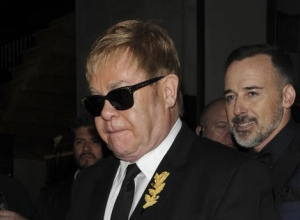 Sir Elton John Surprises London Commuters With Early Morning St. Pancras Performance