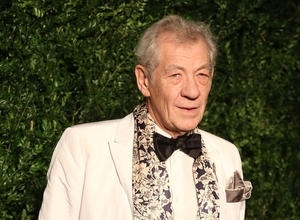 Ian McKellen Honoured With Star In His Hometown Of Wigan
