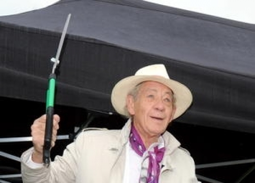 Ian Mckellen: 'Hatred For War Inspired My Best Roles'