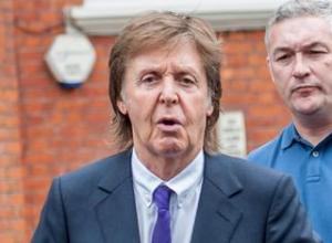 Sir Paul Mccartney's London Home Targeted By Burglars