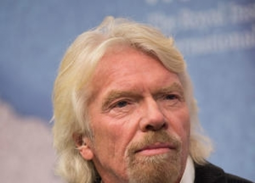 Richard Branson Attacked By Stingray