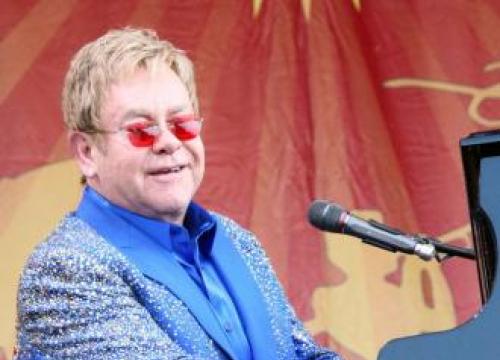Sir Elton John 'Paid £1m To Sing At A Star-studded Wedding'