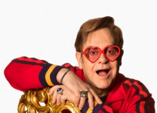 Sir Elton John Hails Damon Albarn 'The Most Interesting British Musician'