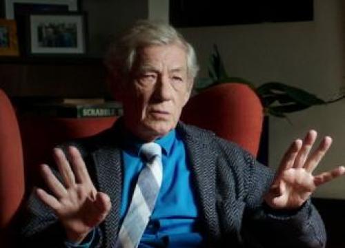 Sir Ian Mckellen Is 'Quite A Shy Person'