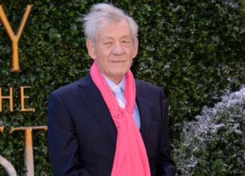 Sir Ian Mckellen Loves Lord Of The Rings Fame