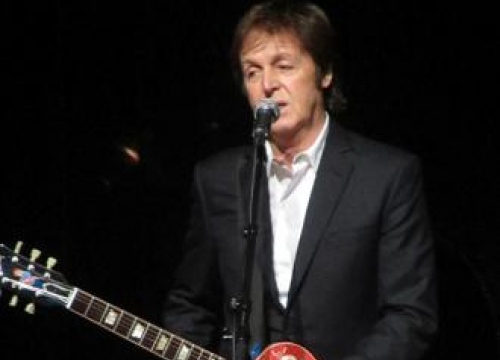 Sir Paul Mccartney Teams Up With Peta For Animal Rights Music Video