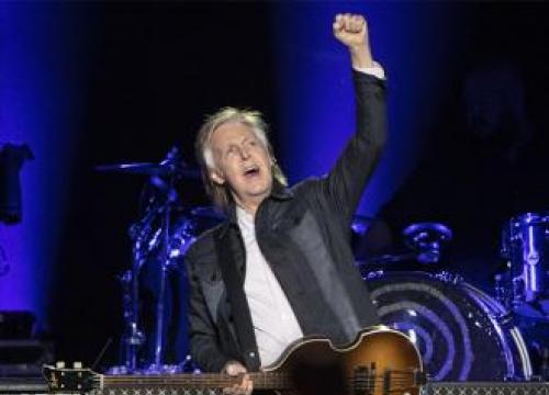 Paul McCartney Headlining Glastonbury Festival In 2020