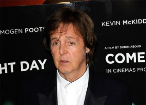 Sir Paul Mccartney Is Releasing A Memoir Which Tells His Life Story Through His Lyrics