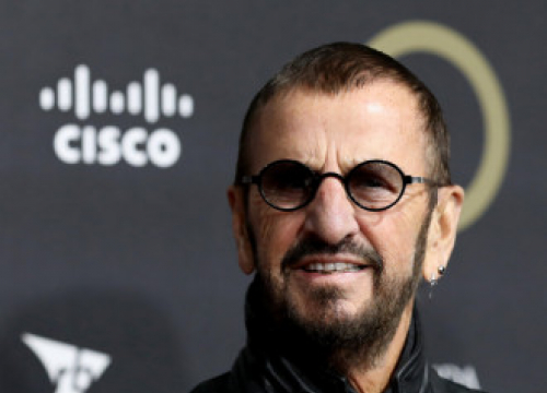Sir Ringo Starr Can't Wait To Be Back On Stage