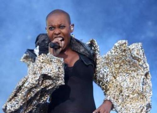 Skunk Anansie's Skin Was 'More Irritated' At Beyonce Over Glastonbury Claim