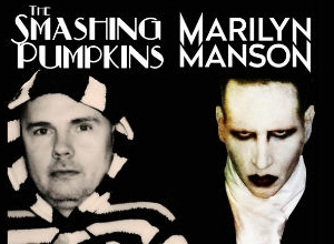 The Smashing Pumpkins And Marilyn Manson Team Up For 'The End Of Times' Tour