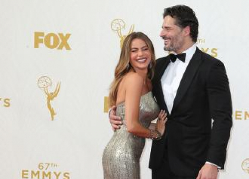 Sofia Vergara Feels Lucky To Be With Joe Manganiello