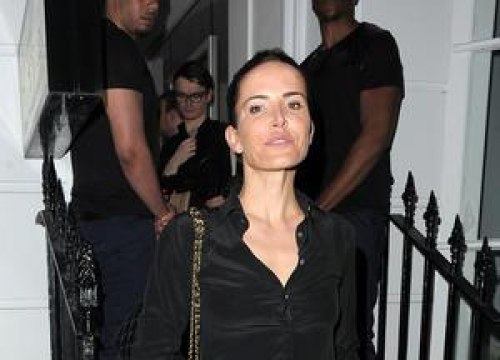Sophie Anderton Arrested