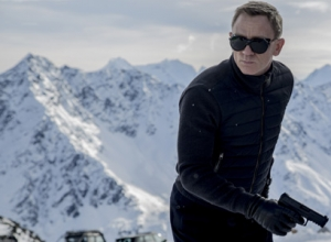 Daniel Craig and Bond
