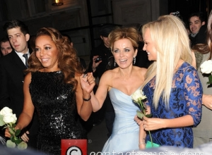 Spice Girls Reunite (And Add A New Member) At David Beckham's Birthday Bash